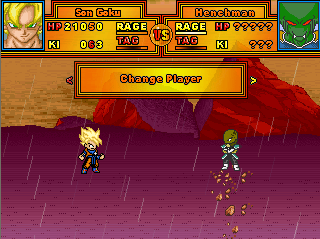 Play DragonBall US - BS Demo