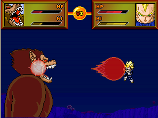 Play DB -US -Oozaru Fight