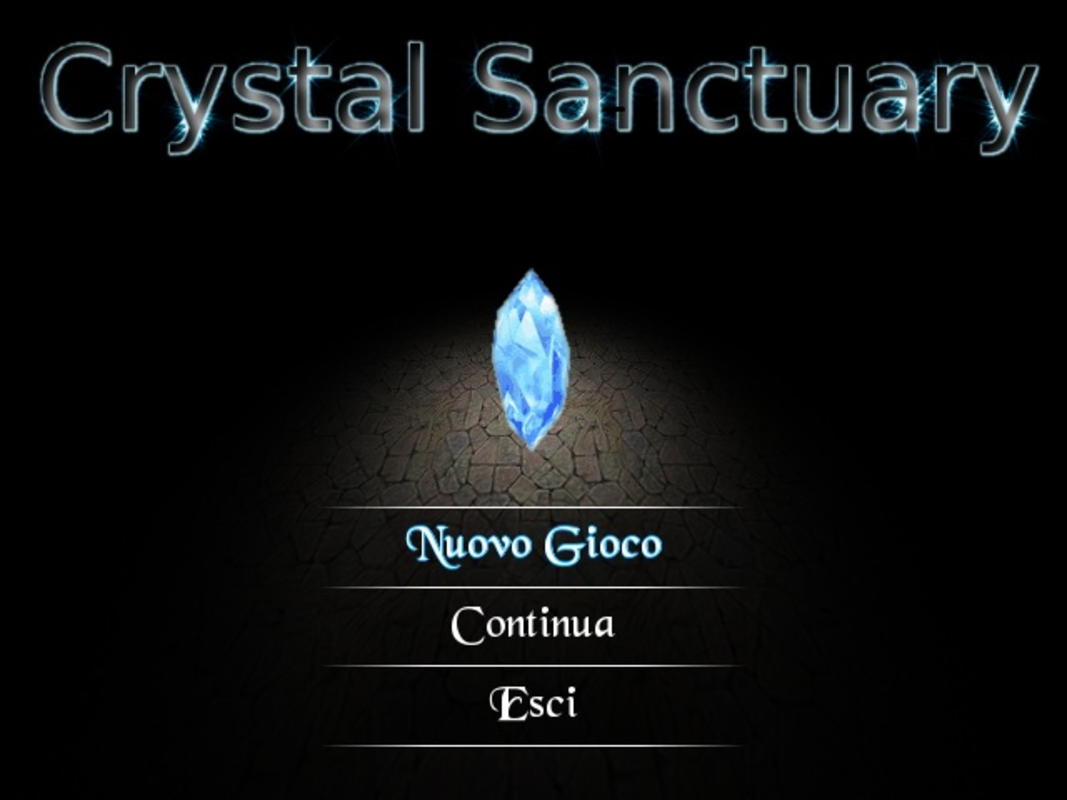 Play Crystal Sanctuary