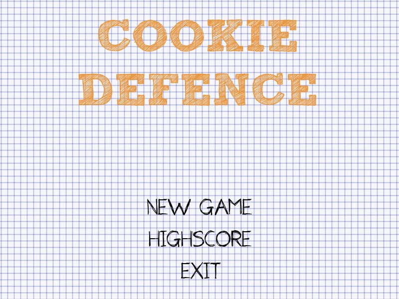 Грати Cookie Defence