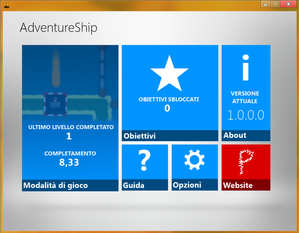 Play AdventureShip