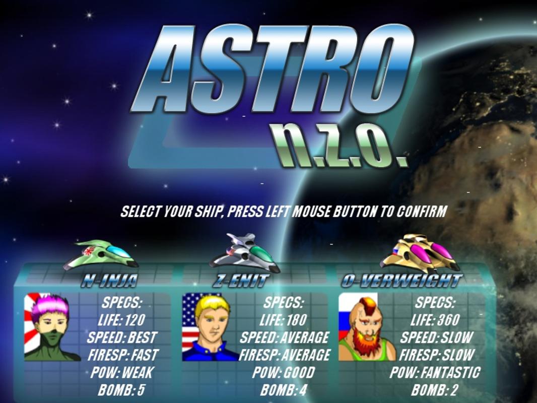 Play ASTRO n.z.o.