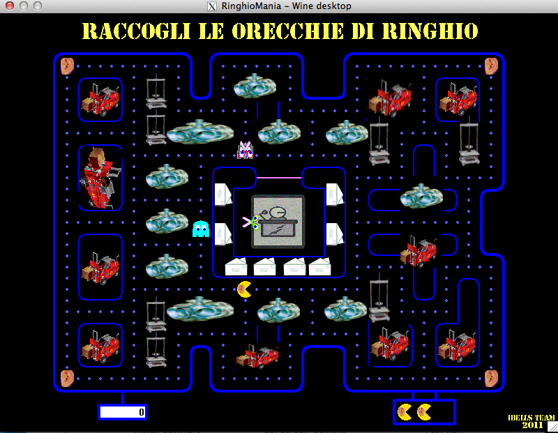 Play RinghioMania