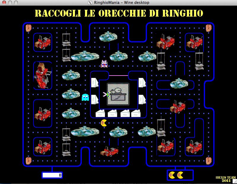 Play RinghioMania