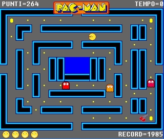 Play Pacman Classic