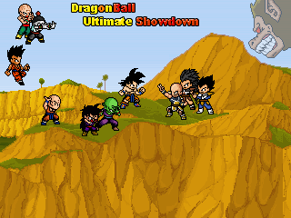Play DB-USD : Saiyan Saga