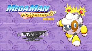プレイ Megaman Powered Up R