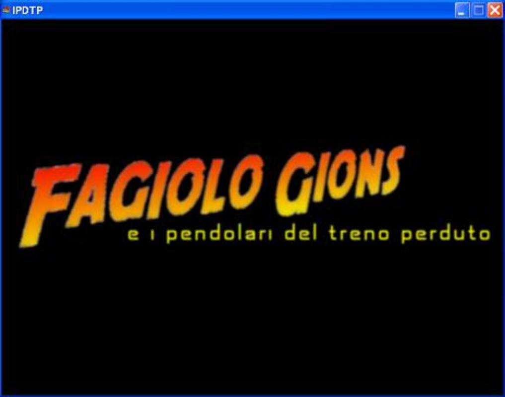 Play Fagiolo Gions Ep.1
