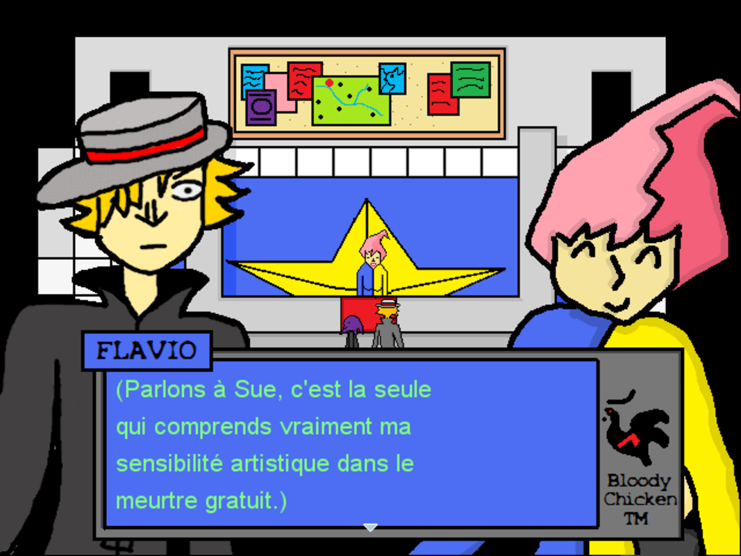 Play Flavio Lan : Lacerti