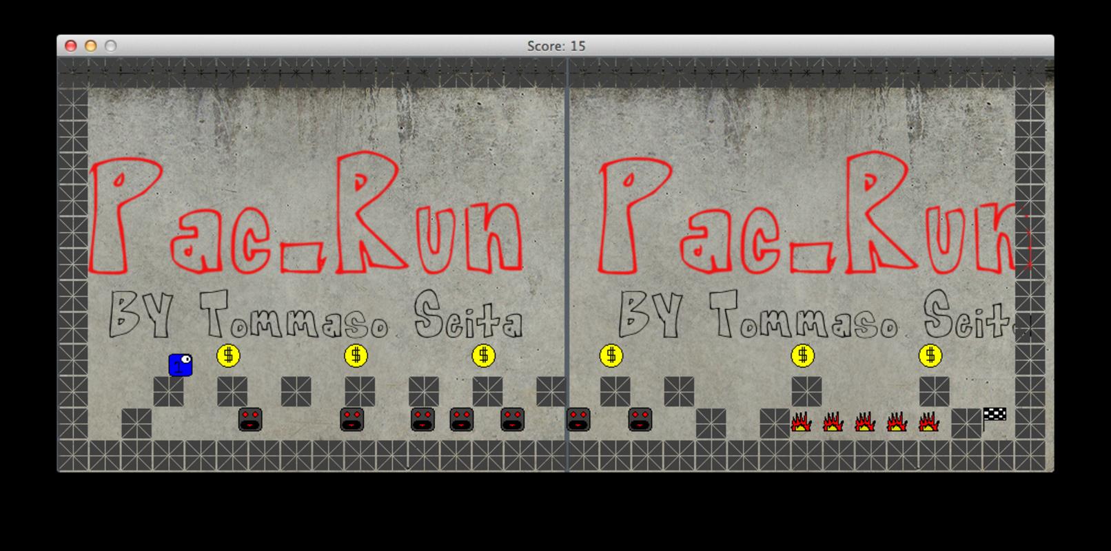 Play Pac-Run 2