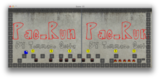 Play Pac-Run 2