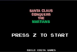 Santa Claus Conquers
