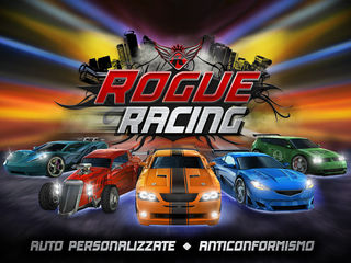 Bermain Rouge Racing 1.0