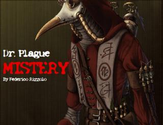 Play Dr. Plague Mystery