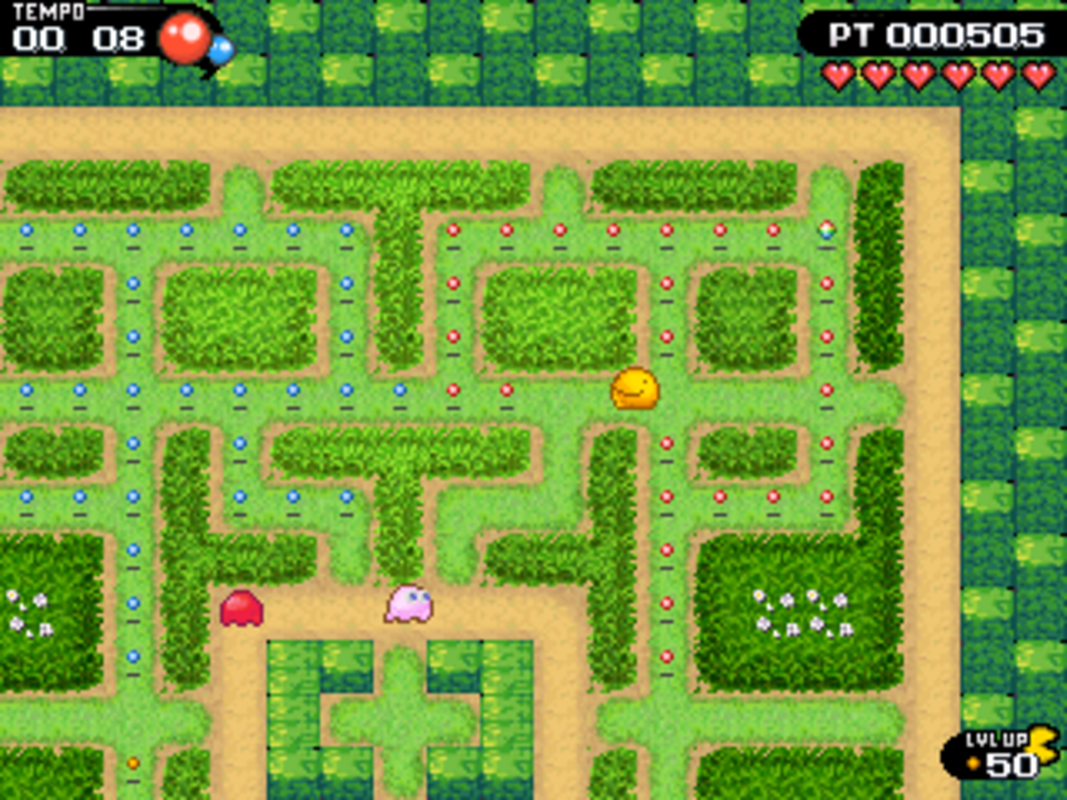 Play Pacman: Rainbow Pill