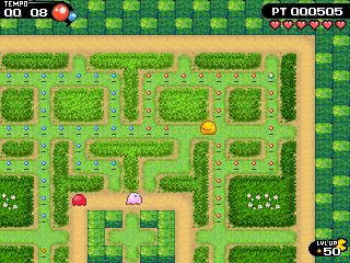 Играть Pacman: Rainbow Pill