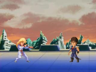 Hokuto no Ken RPG