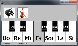 プレイ GML Piano v.2