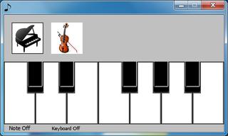 GML Piano v.2