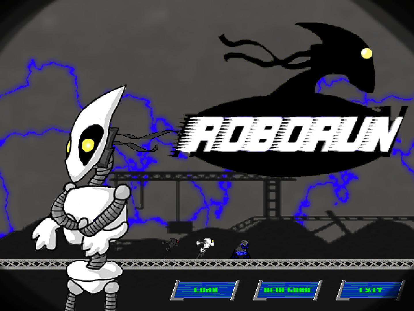 Spela RoboRun