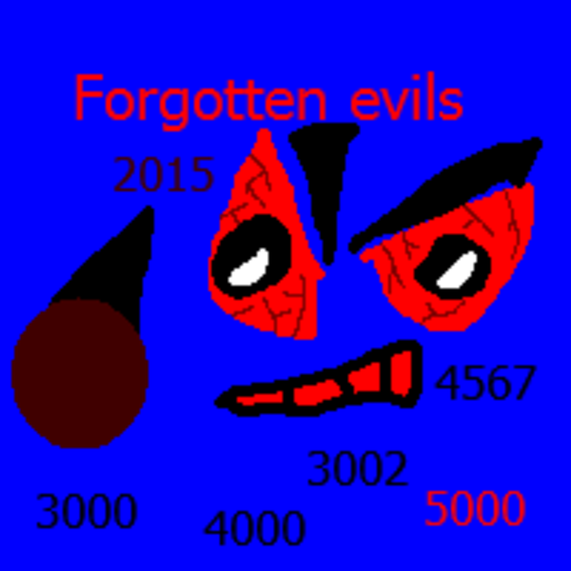 Play Forgotten evils