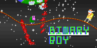 Spielen Binary Boy