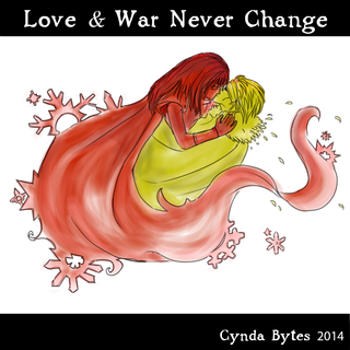 LOVE & WAR NEVER CHA