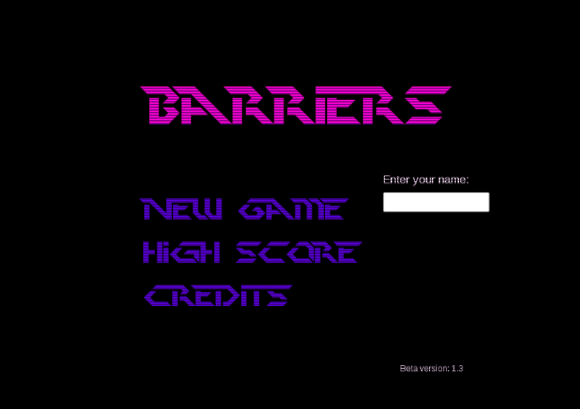 Play Barriers
