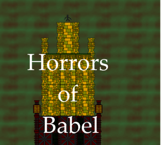 玩 Horror of Babel