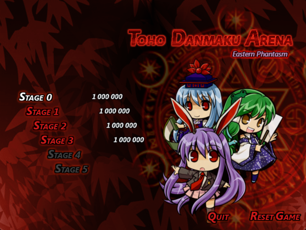 Play TDA Eastern Phantasm