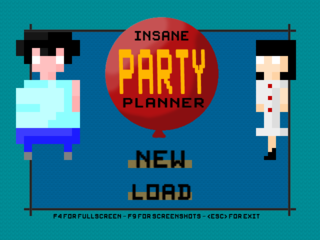 Spielen Insane Party Planner