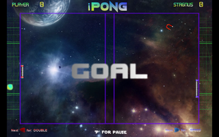 iPong: The Game