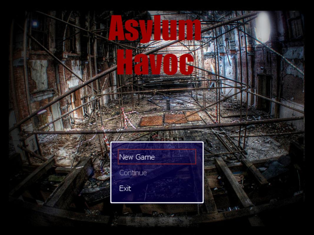 Play Asylum Havoc