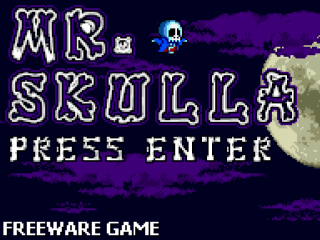 Play Mr. Skulla