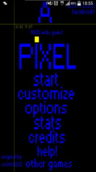 Spela A Pixel
