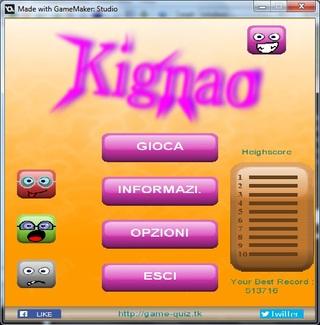 Kignao