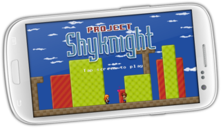 게임하기 Project Shyknight