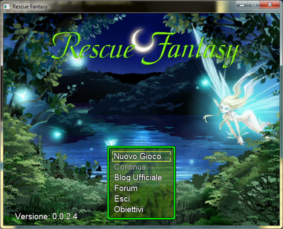 Play Rescue Fantasy