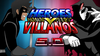 Play HÉROES Y VILLANOS