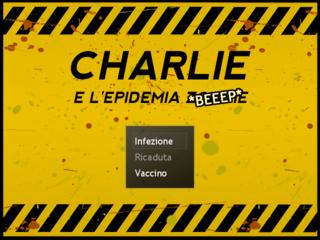 Spela Charlie e l'Epidemia Z@%8