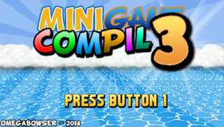 玩 Mini Game Compil 3