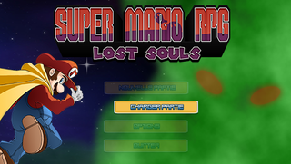 Mainkan Mario RPG Lost Souls