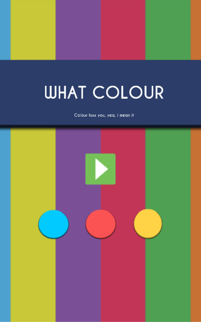 Play What Colour