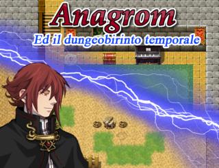 Jugar Anagrom nel Dungeobirinto