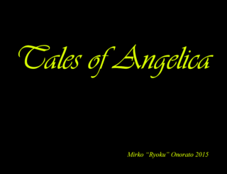 Bermain Tales of Angelica
