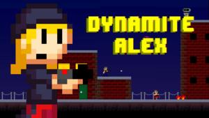 プレイ Dynamite Alex
