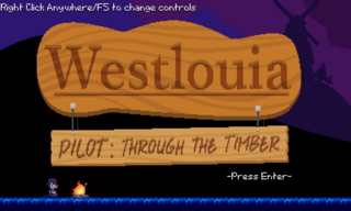 Spelen Westlouia PILOT- TtT