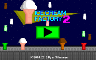 Spelen Ice Cream Factory 2