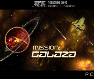 Zagraj Mission: GALAZA demo
