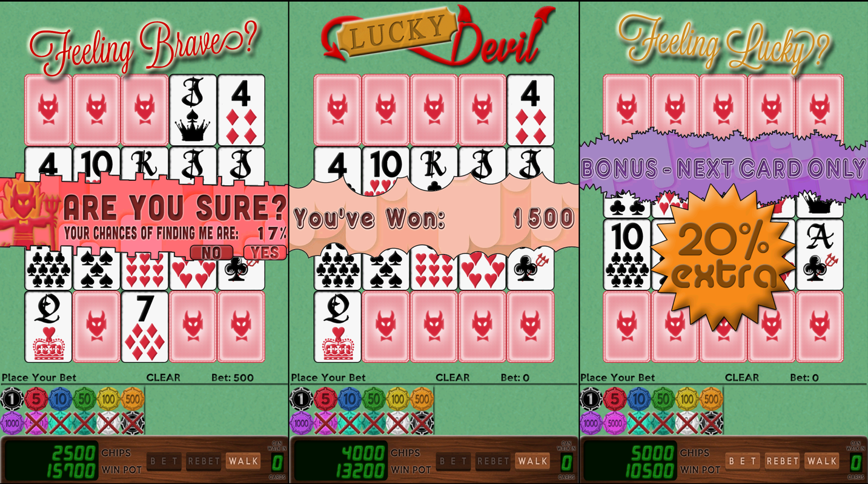 Play Lucky Devil